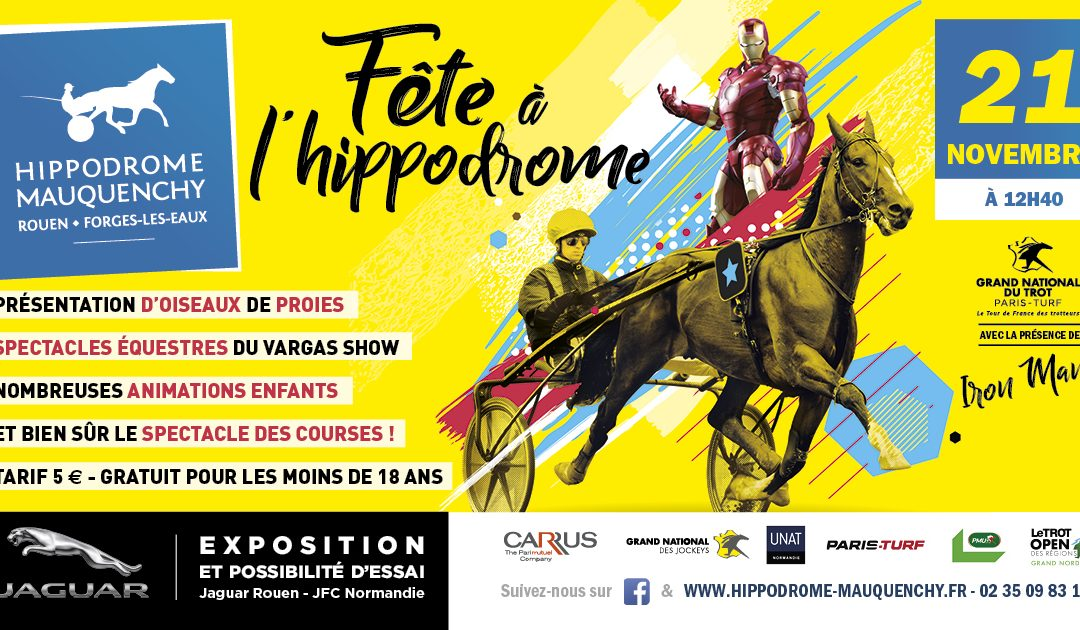 Grand National du Trot – Mercredi 21 Novembre 2018