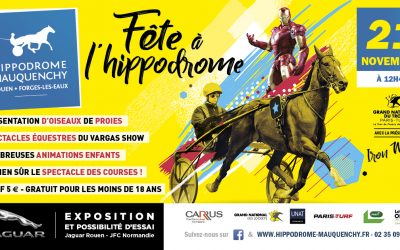 Grand National du Trot – Mercredi 21 Novembre