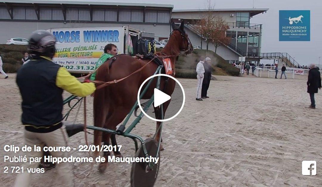 Mauquenchy TV : retour sur les courses du 22 janvier 2017